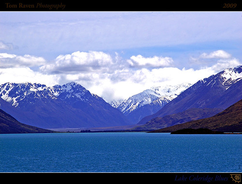 Lake Coleridge Blues