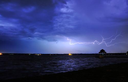 sky cloud lake storm nature rain weather lightning thunder
