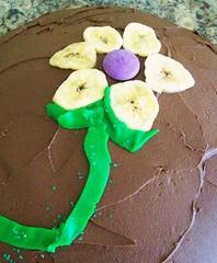 Invention Chocolate Cake