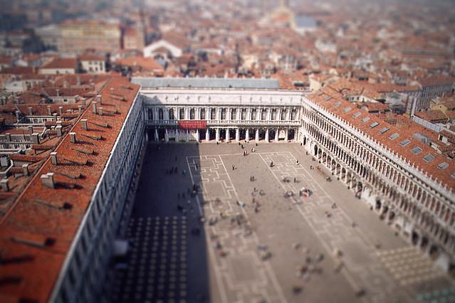 Venice - Tilt Shift