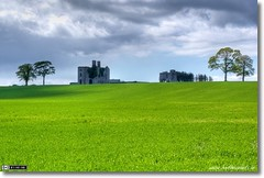 Rathcoffey Castle (Tonemapped)