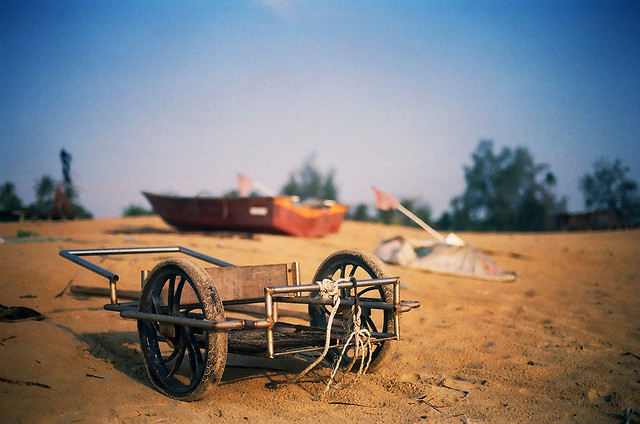 Bokeh Schmokeh Fish Cart (36810028)
