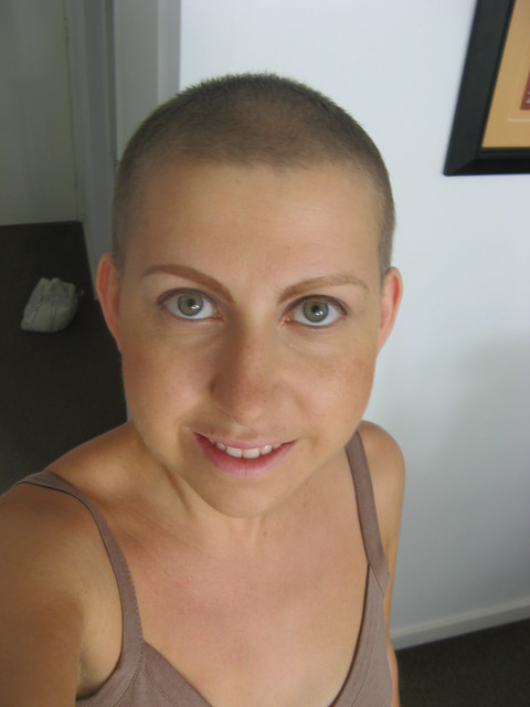 Flickriver: Photoset 39;After Chemo  The Return of the Hair!39; by jenni