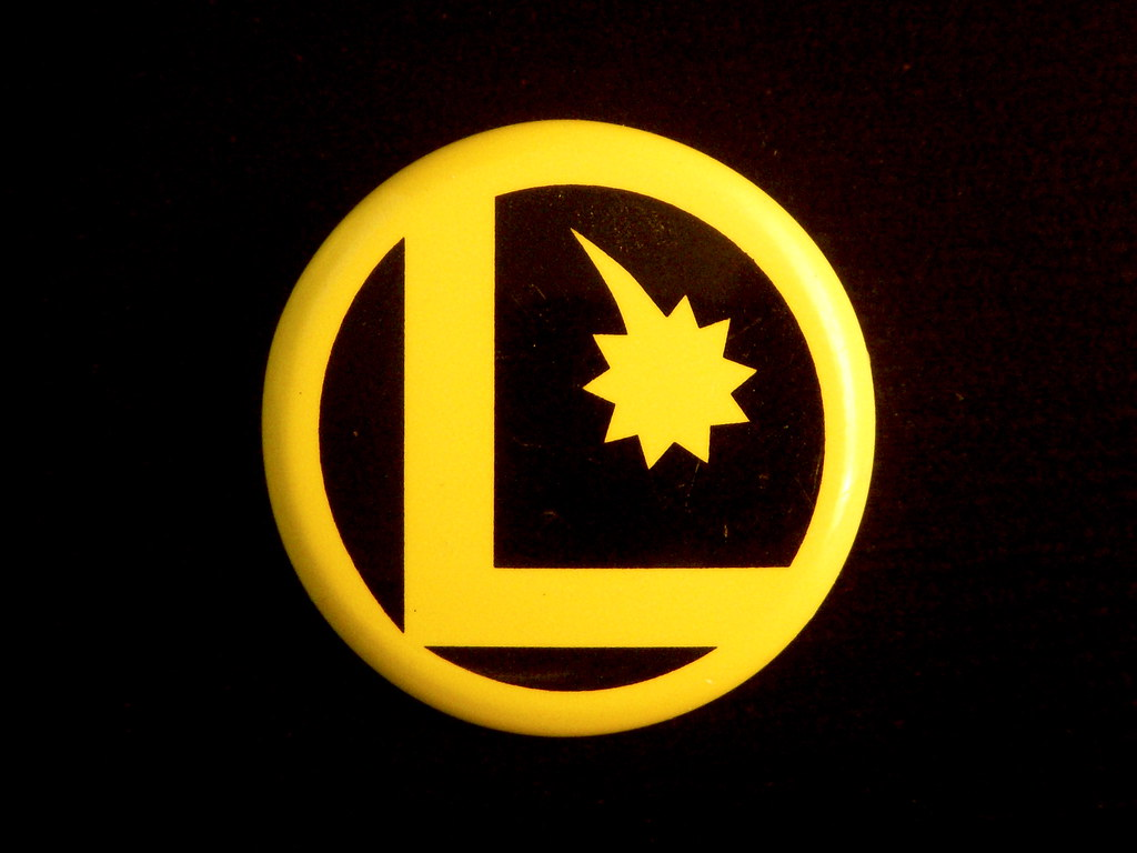2000 Legion of Super-Heroes Pin