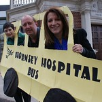 Hornsey Hospital needs better bus links