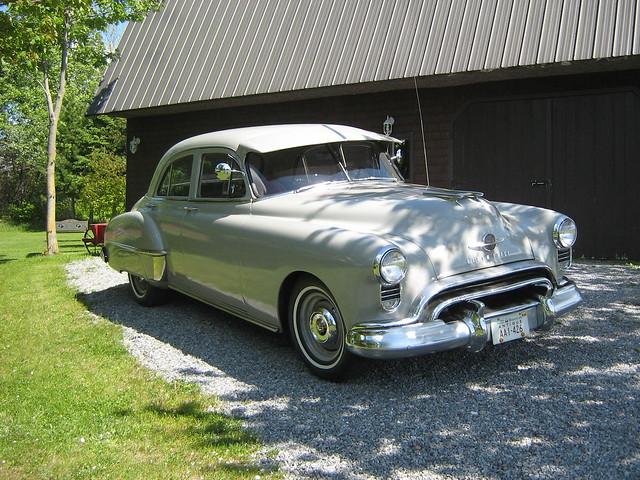 1950 oldsmobile 4 door sedan flickr photo sharing for 1950 oldsmobile 4 door