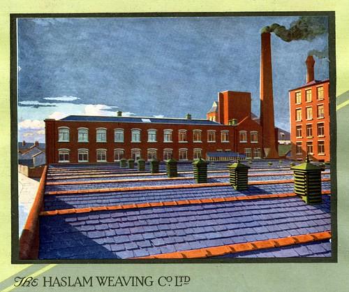 The Haslam Weaving Company Ltd. Bolton
