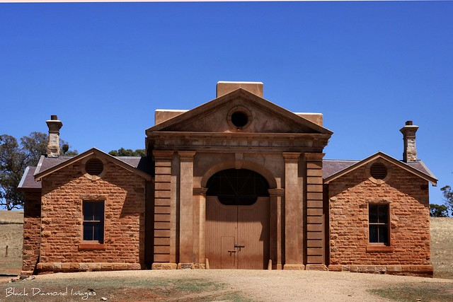 Martindale Hall, Coach House - Mintaro, South Australia