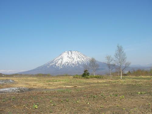Yotei-zan 羊蹄山