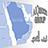 the Al-Qaseem  **  القصيـــــم  ** group icon