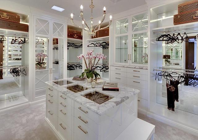 Designing the Master Closet - Wills CasaWills Casa