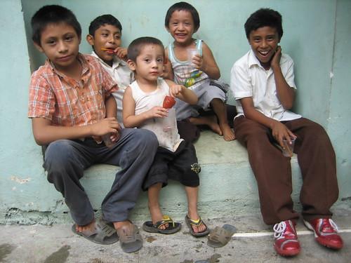 Los niños de México by joel_gutierrez_10