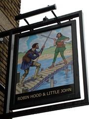 Robin Hood and Little John, Loughborough Junction, SE5