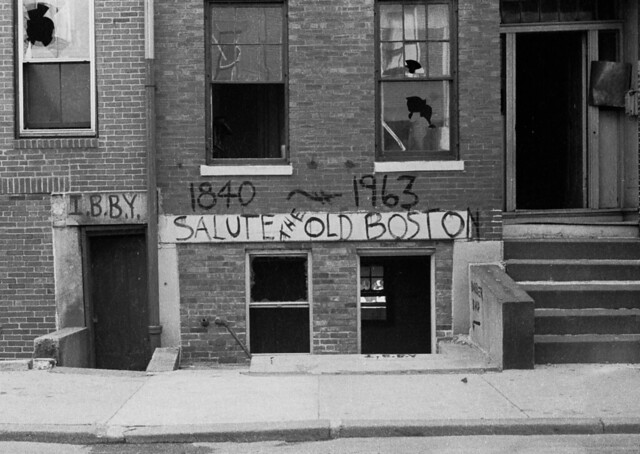 Salute the Old Boston