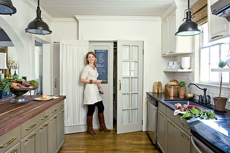 White Gray Kitchen Makeover Mouse S Back Lime Whit