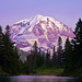 Mount Rainier as I Remember It by abcpp