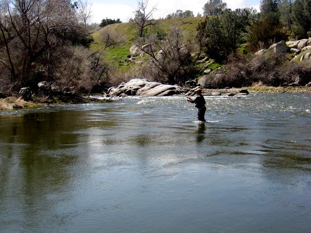 500 x for Kern river fishing spots