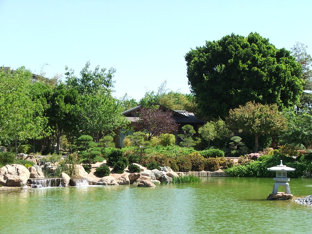 Teahouse In The Japanese Friendship Garden In Phoenix Arizona Flickr Photo Sharing