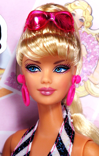 Then and now bathing suit barbie made in china flickr photo sharing - Barbie barbie barbie barbie barbie ...