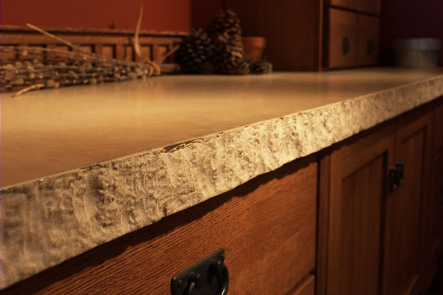 Quartz countertop in jerusalem sand flickr photo sharing for Jerusalem stone countertops