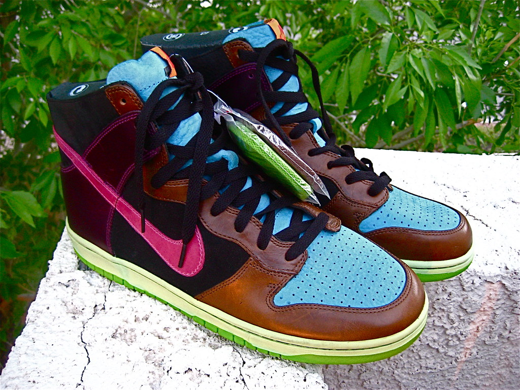 sale retailer d6972 0e14d ... Nike dunk high NL (Undefeated)  by jtay1739