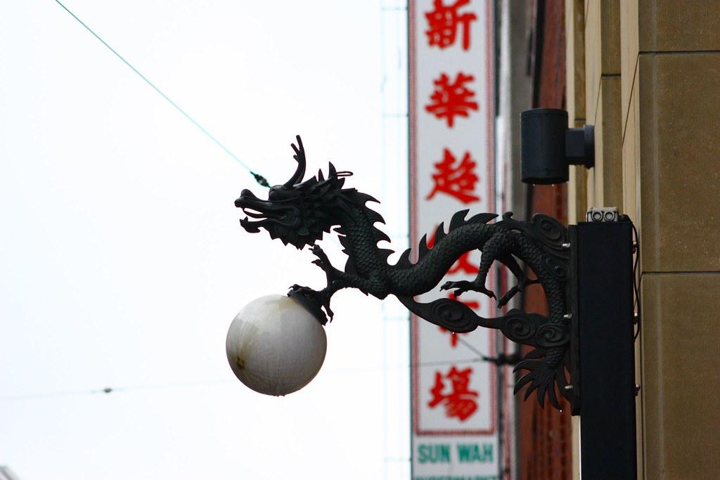 Chinatown amberes