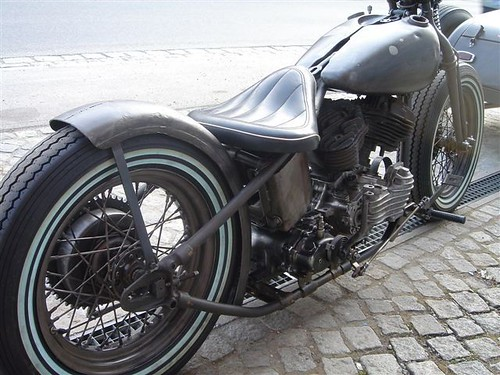 Harley Davidson 1947