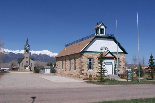 Hope Lutheran Church And The Historic Westcliffe School