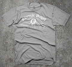 Electric Angel Studios - apparel design