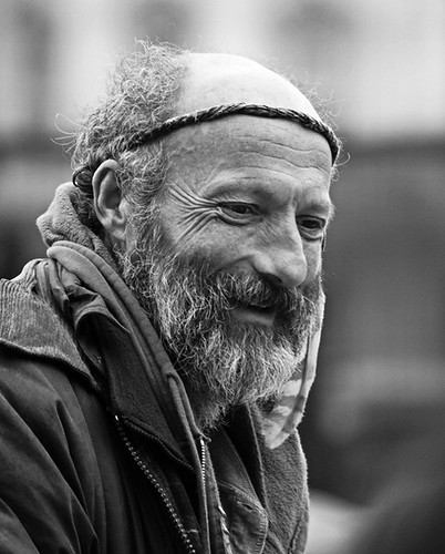 Street Candid Portrait