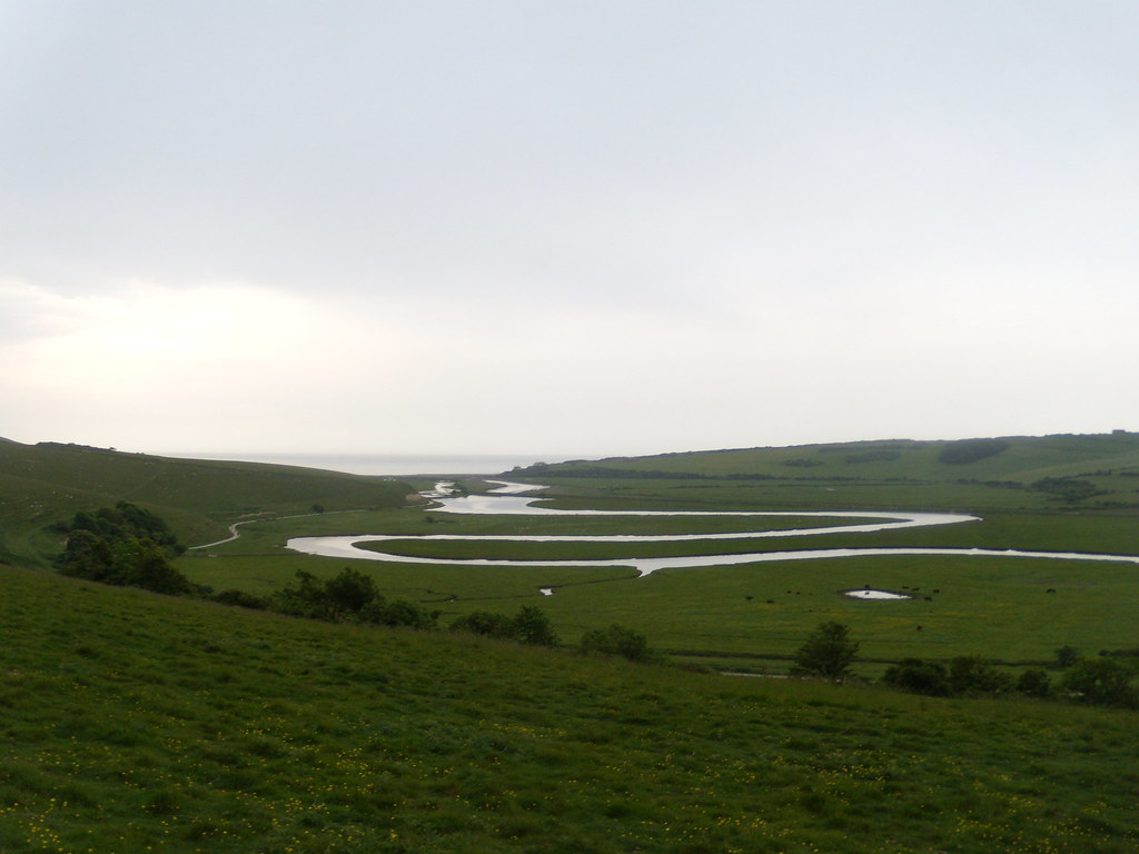 Cuckmere Haven Glynde to Seaford