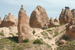 Fairy chimneys - 01