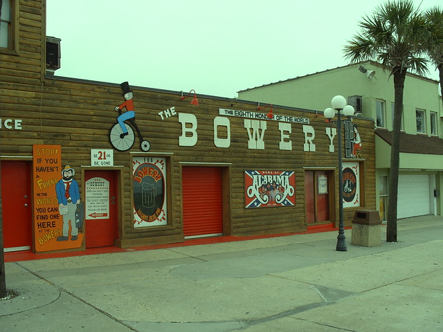 The Bowery Myrtle Beach Sc