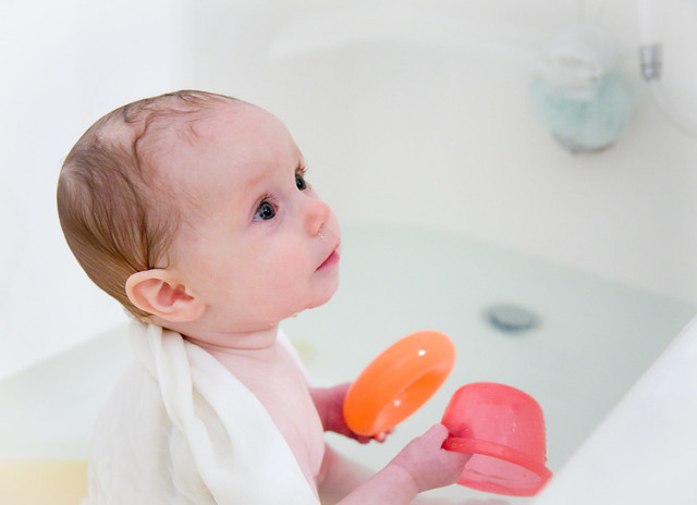 Natural Baby Bath Products