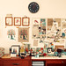 Wall of curiosities