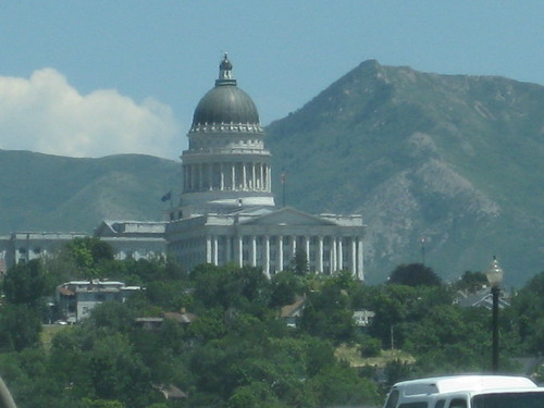 This is the Utah State House.