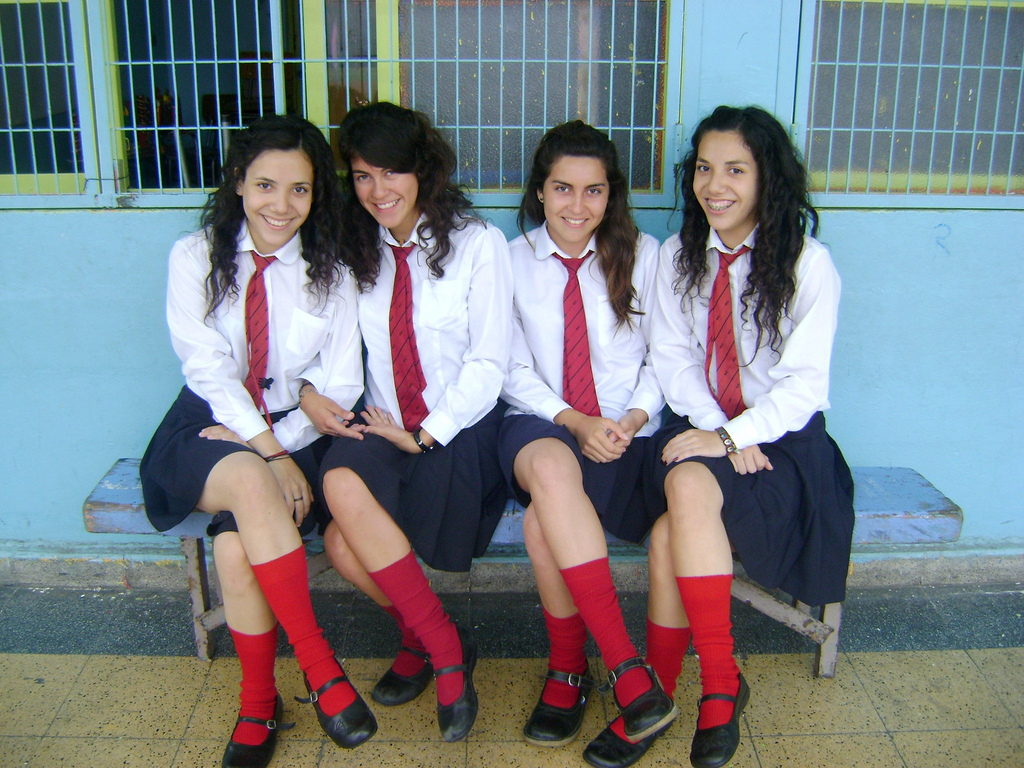 School women pic 1