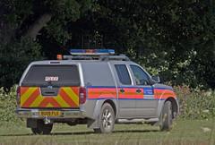 Metropolitan Police Nissan
