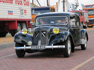1955 Citroen Traction AH-74-49