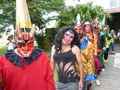 Carnaval Riojano 2009 - Rioja, Perú - Domingo 15 de Febrero