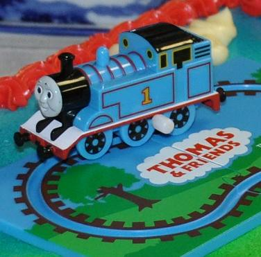 Thomas Birthday Cake on Thomas Train Birthday Cake   Flickr   Photo Sharing
