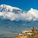Խոր Վիրապ վանք / Khor Virap Monastery and Mount Ararat,Armenia by Alexanyan