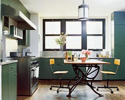 Nate berkus 39 s vintage kitchen featured in elle decor flickr photo sharing - Elle decor kitchens ...