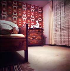 German bedrooms in the 60's