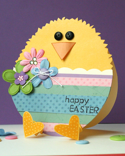 Chick in an Egg Easter Card | Flickr - Photo Sharing!