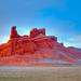 Red Needle Rock Shell Wyo 2009 03 21 by byr105063