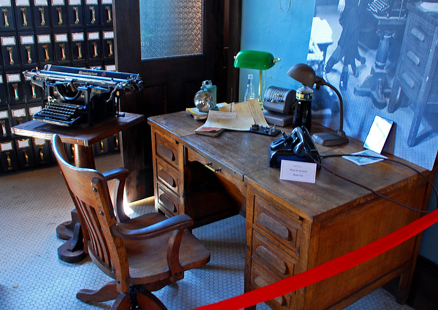 Railway Station Manager S Office Furniture From 1920 S