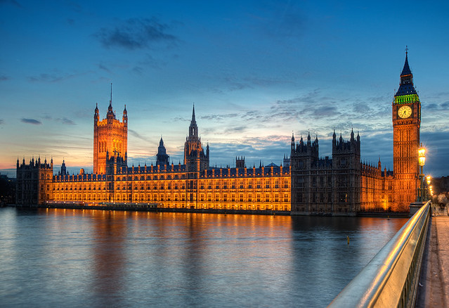 Another Big Ben Sunset