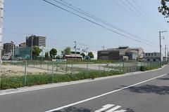 尼崎港線跡
