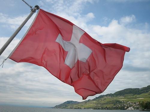 Notre drapeau suisse